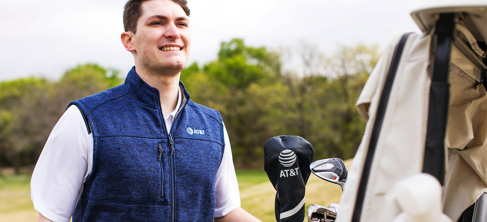 AT&T Brand Shop - Johnnie O Vest
